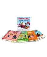 Llama Llama's Holiday Library Board Book BOXED SET 1-4 - Love/Egg /Treat... - $20.24