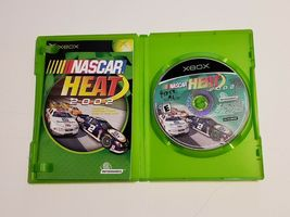 MICROSOFT XBOX - Lot of 3 Sport Games MLB 2004 Nascar Heat 2002 MX World Tour image 5