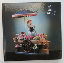 LLADRO CATALOG BOOK Spanish Porcelain Figurines Flowers of Season Cover ... - $25.00