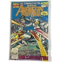 Avengers West Coast Annual #5 (1990, Marvel) Iron Man [Terminus Factor] - $24.99