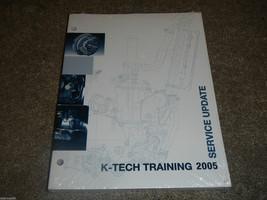 2005 05 Kawasaki New Technology Tech Training Update Service Manual Book - $27.95