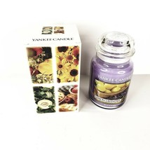 Yankee Candle Lemon Lavender Fresh Fragrance Collection Large 22 Ounce J... - $34.99