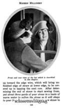 Modern Millinery Hat Book Make Flapper Era Hats 1922 image 4