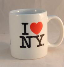 I Heart NY I Love NY Coffee Mug Vacation Souvenir - $7.91