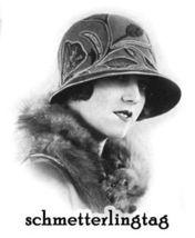 Millinery Book Hat Making Make Flapper Hats 1925 Loewen - $14.99