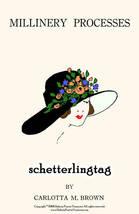 Flapper Era Millinery Book Hat Making Make Hats 1930 - $14.99