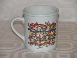 Vintage Nestle's Quik + Milk = Chocolatey Fun! Mix Mug Cup Bunny Rabbit ... - $1.97