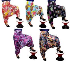 25Pcs Rayon Printed Harem pants women yoga trousers Alibaba Hobo Wholesa... - $139.99
