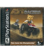 ATV Racers (Sony PlayStation 1, 2003) - Complete - $3.95
