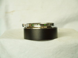 Olympus 50mm Metal Lens Hood -MINT- Nice- Actual Olympus - - $12.00