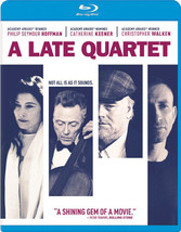 Late Quartet (Blu-Ray/Ws-1.78/Eng-Sp Sub)