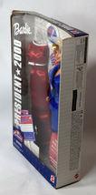 Mattel BARBIE Girls Blonde Doll NIB President 2000 Red Blue Dress White House image 6