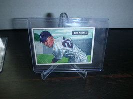 1951 Bowman Gum Baseball Card #97 Bob Kuzava Trading Card Nice Condition - $8.90