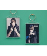 Justin Bieber 2 Photo Designer Collectible Keyc... - $9.95