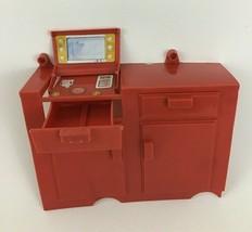 Barbie Star Traveler Makeup Cabinet RV Camper Motorhome Replacement Part 1976 - $16.88