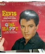 Elvis Girl Happy Album - $27.99