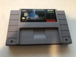 Rise of the Robots - Super Nintendo SNES - Cleaned & Tested - $6.31