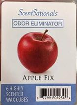 ScentSationals Odor Eliminator Apple Fix Wax Cubes, 2 Ounces - $6.99