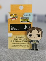 New Funko POP Pin The Office Dwight Schrute Disguises - Gelatin Stapler - $14.99