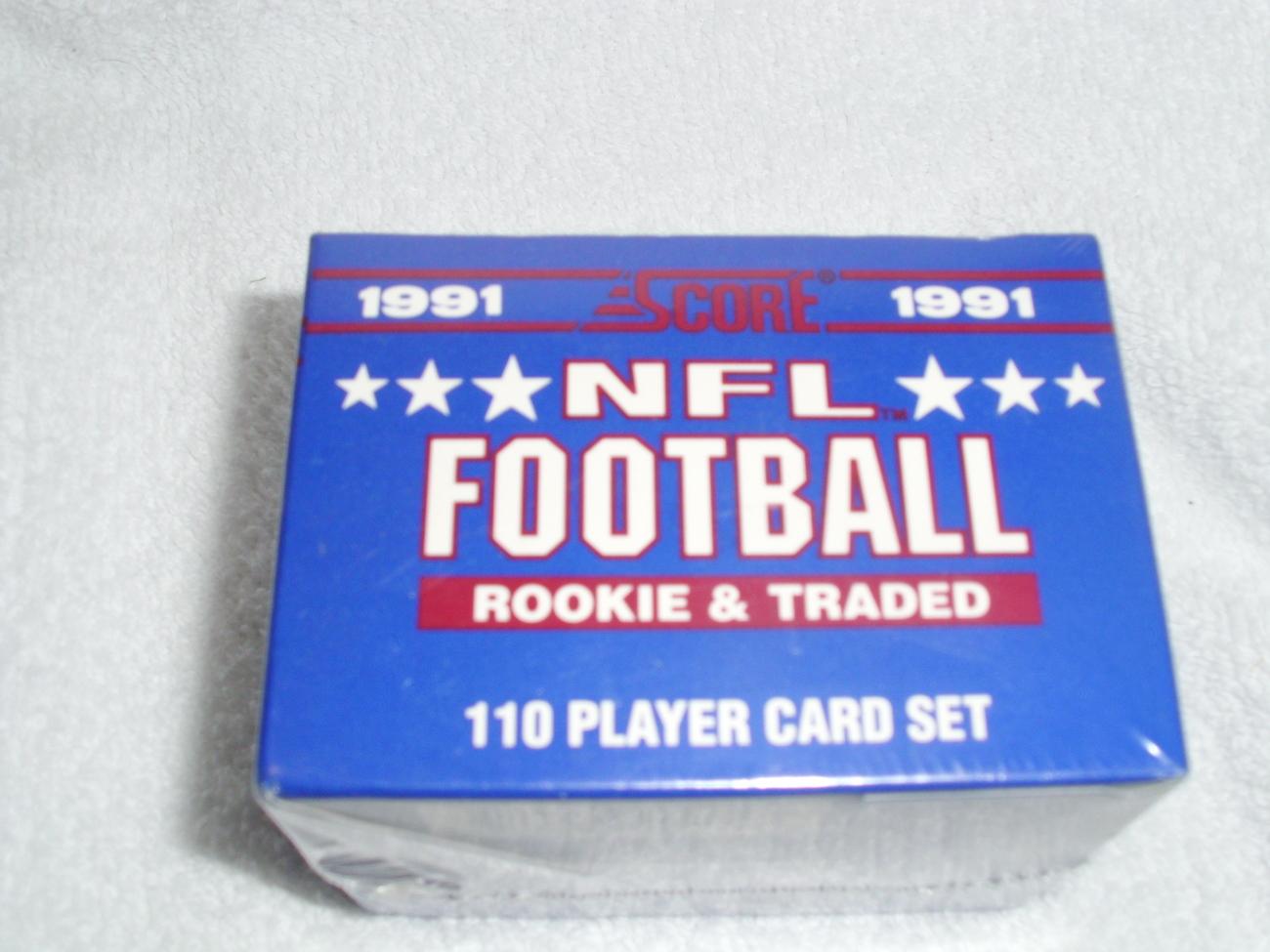 NFL Player Card Set