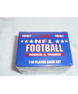 NFL Player Card Set - $5.00