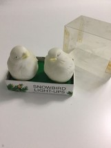 Rare Department 56 Snowbird Light-Ups Bisque Cl... - $39.99