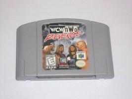 WCW/NWO Revenge Nintendo 64 - used