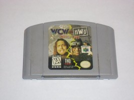 WCW/NWO World Tour Nintendo 64 - used