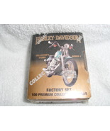Harley - Davidson Collector's Cards - $5.00