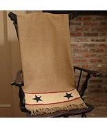 Throw Blanket with stars in Khaki Tan - $48.00