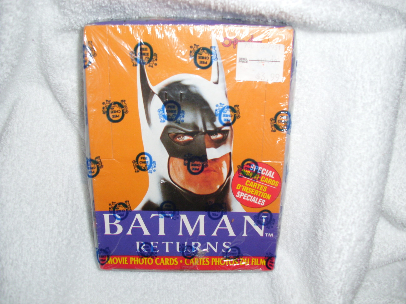 Batman Returns Movie Photo Cards