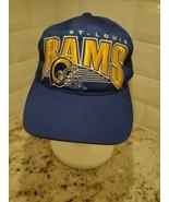 St Louis Rams Starter Pro Line Ball Cap Hat Adjustable Football Adult #2 - $27.12