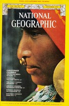 NATIONAL GEOGRAPHIC NOV 1975 Christopher Columbus Chinatown Romania World Map VG - $3.00