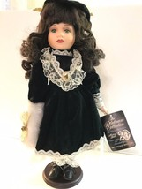 Collectable Porcelain Musical Doll The Platinum Collection – 1996 Edition - $40.00