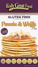 Really Great Food Company – Gluten Free Pancake & Waffle Mix - 16 ounce box - No