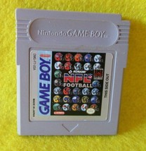 NFL Football (Nintendo Game Boy, 1990) - $1.82 CAD