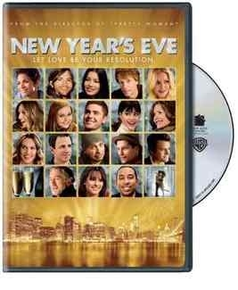 DVD - New Year's Eve DVD