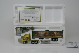 ERTL John Deere 1:64 Scale Deer Creek Farms Thomas Kinkade Semi Truck  - $37.39