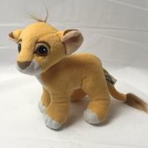 """Disney Lion King Simba Vintage Mattel Plush 8"""" - $15.83"""