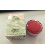 Clinique Sweet Pots Sugar Scrub& Lip Balm ~ 03 PINK FRAMBOISE ~ NIB - $14.99