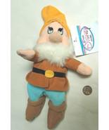 "Disney & Theme Park Snow White 7 Dwarfs 8"" Stuff Plush Mini Bean Bag Toy... - $9.10"