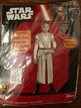 Star Wars Rey Halloween Costume NEW Youth Medium Rubies - €13,29 EUR