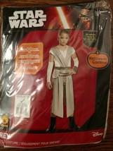 Star Wars Rey Halloween Costume NEW Youth Medium Rubies - $14.85