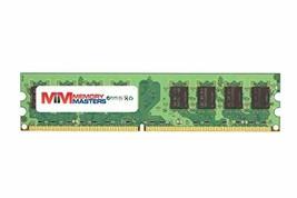 Memory Masters 2GB (1x2GB) DDR2-533MHz PC2-4200 Non-ECC Udimm 2Rx8 1.8V Unbuffere - $11.73