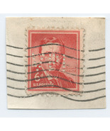 S6 - 6 Cent Theodore Roosevelt Stamp Scott #1039 - €0,85 EUR