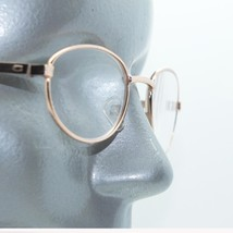 Super Petite Delicate Lightweight Reading Glasses Gold Metal Frame +2.50 Lens - $18.00