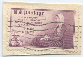 S8 - 3 Cent Mothers of America Stamp Scott #738 - $0.99