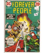 Forever People # 11, 6.0 FN [Comic] [Mar 09, 2007] - $8.95