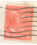 S11 - 6 Cent John Quincy Adams Stamp Scott #811 - $18,83 MXN