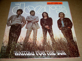 The Doors Waiting For The Sun Record Album Vinyl Vintage Gatefold Elektr... - $299.99